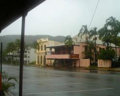 Main drag monsoon