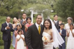 When it comes to weddings, include all step-family members!