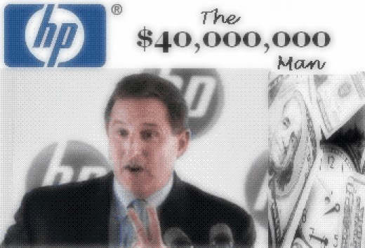 Former Chairman and CEO of Hewlett-Packard, Mark Hurd