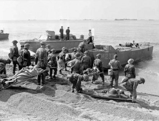 The Preparation And Build Up For The Allied D Day Invasion