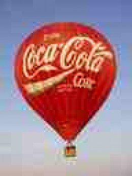 Coca-Cola consistantly spends a yearly fortune on advertising