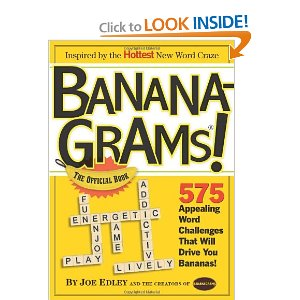 Bananagrams Book
