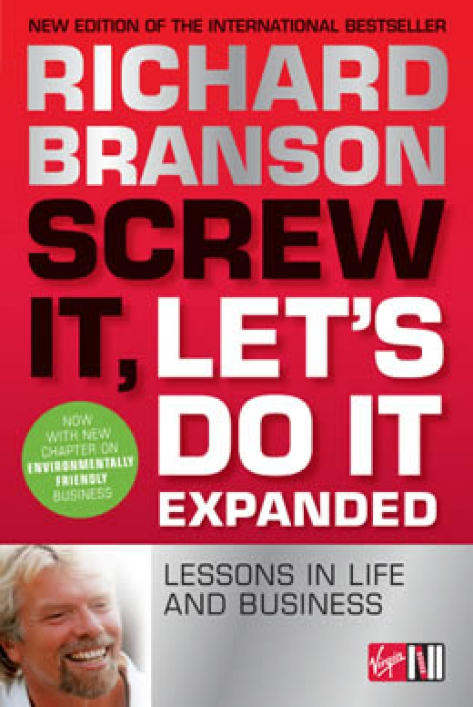 Screw It, Let's Do It: Lessons in Life - Sir Richard Branson