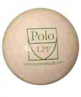 The indoor, horse polo ball.  Has often hit Prince Charles in his precious goolies!