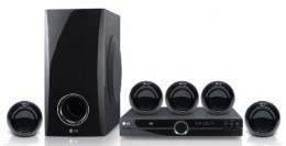 LG HT304SU 5.1ch DVD Home Cinema System