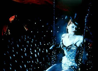 Nicole Kidman as Satine in Moulin Rouge!