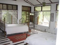 Bedroom, Sonya's Garden.