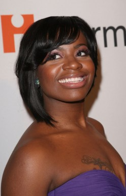 Fantasia Barrino Hospitalized After Suicide Attempt