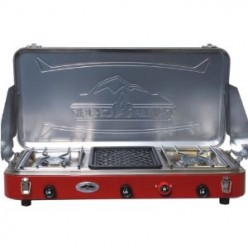 Camp Chef Mountain Series 3 Burner Camping Stove