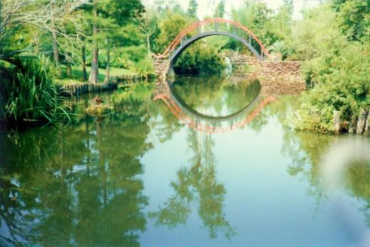 Oriental - American Garden at Bellingrath