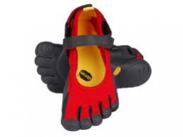 Popular Red Five Finger shoe style