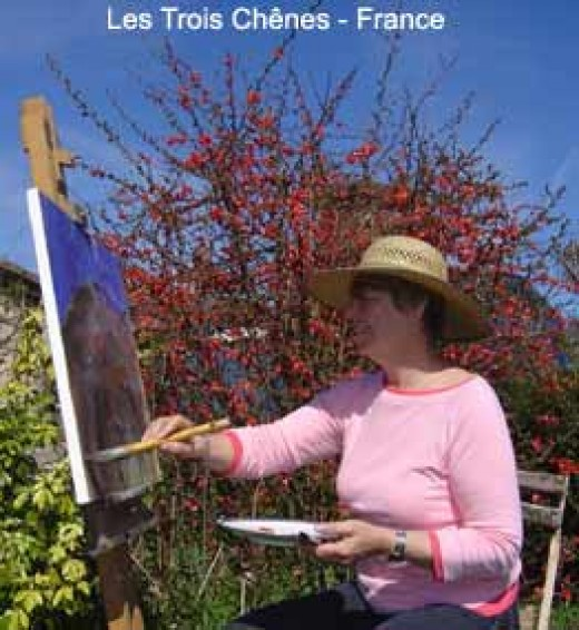 Krazart is an excellent site to search for painting courses not just in France but world-wide