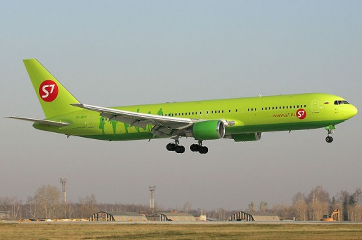 Boeing 767-300 by Dmitriy Pichugin