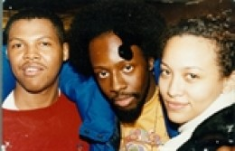 Wyclef after the fugees.