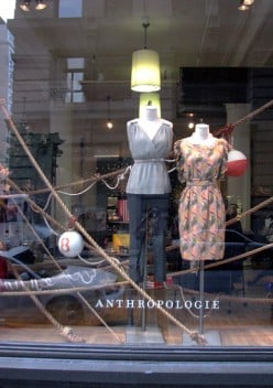Never thought of a rope being an accessory of Fashion merchandising !