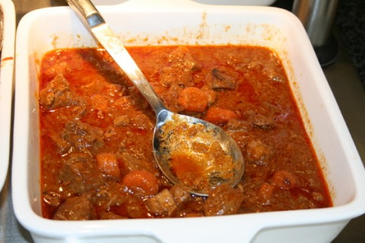 Paprika Beef