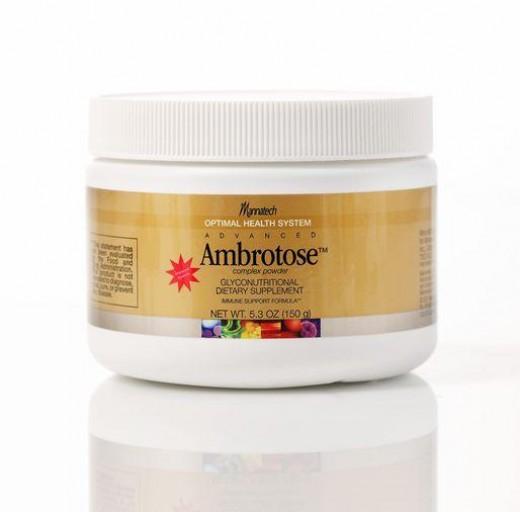 150gr Tub Of Advanced Ambrotose