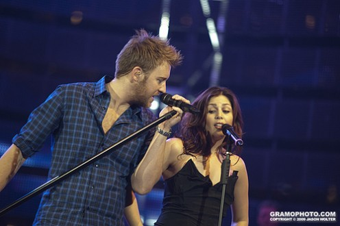 Lady Antebellum at Houston Rodeo