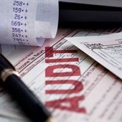 An IRS tax audit versus my tax reports from Charles Schwab