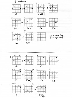 Guitar Chords 101 - improving songs