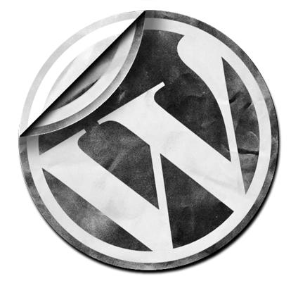 Wordpress theme troubles
