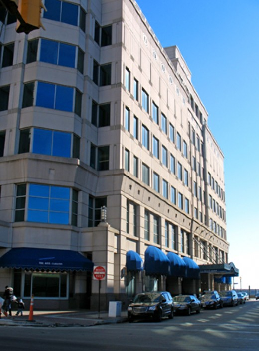 Ritz-Carlton, Cleveland, Ohio