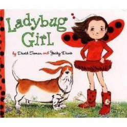 Ladybug Girl Books - Fantastic Books For Little Girls To Read