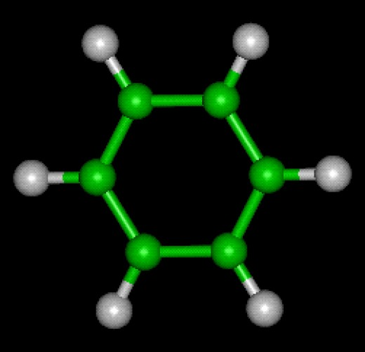 The Benzene molecule