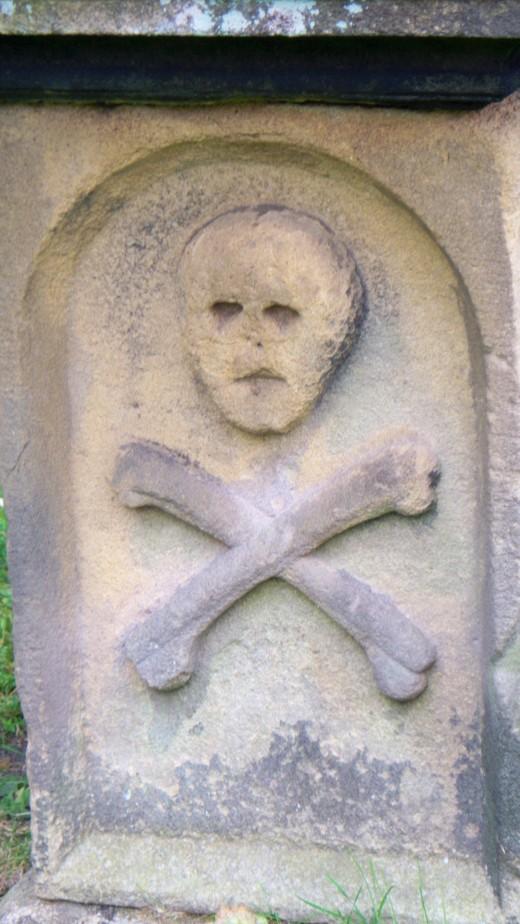 Tomb Death Head