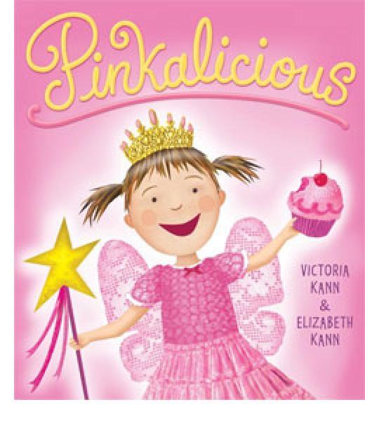 Pinkalicious book collection
