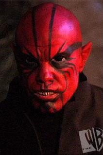 Cole's demonic alter-ego, Belthazor