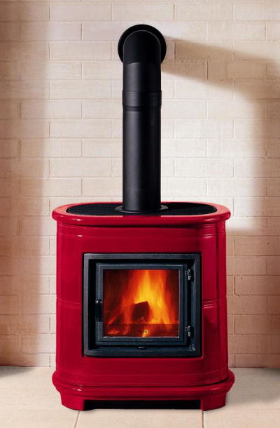 Modern Wood Burning Stoves are Smart and Stylish