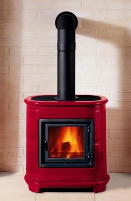 Modern Wood Burning Stoves are Smart and Stylish