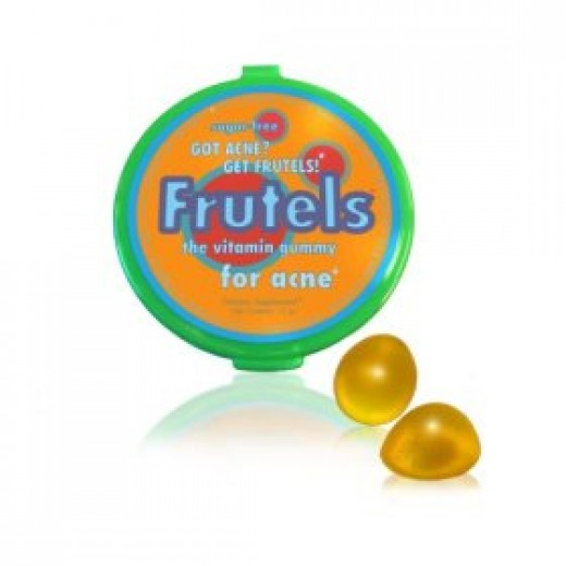 Frutels Vitamin Gummy Candy for Acne