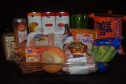 Plenty of ingredients & meat!