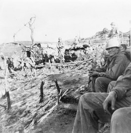 Soldiers in Korea at the time the incident is purported to have happened.
