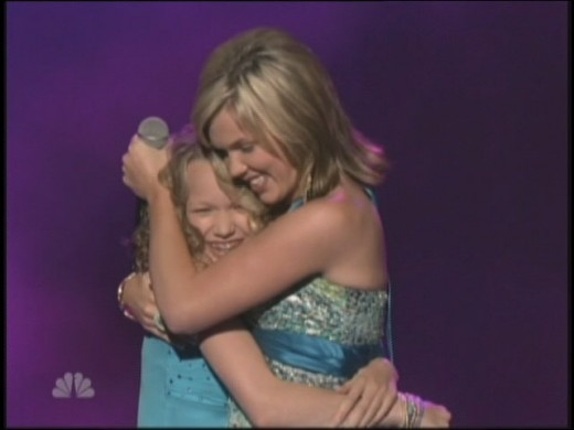 Christina And Ali: The Singing Sisters on America's Got Talent, 2010