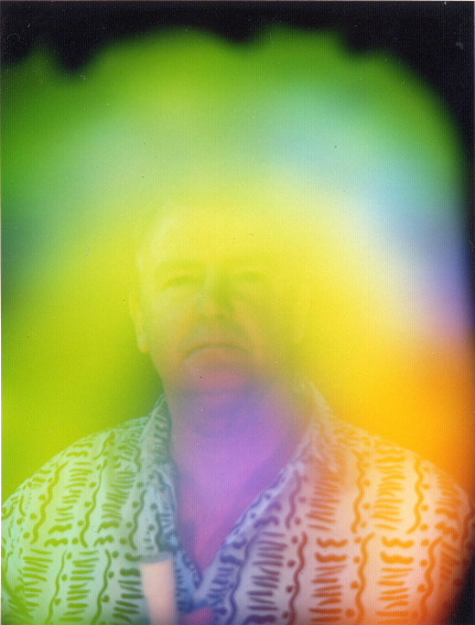 In this and the kirlian photograph below, it is the same man, but with different thoughts in his mind.  In all but very few, our auras are perpetually changing, subject to our thinking.