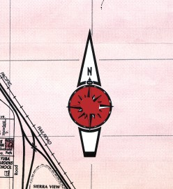 Example of a Compass Rose