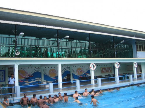 ACS Ipoh - Swimming Pool