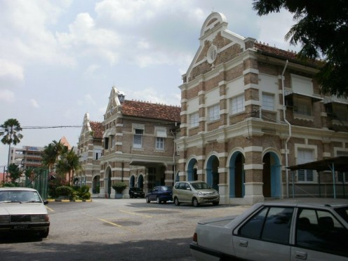 ACS Ipoh - Main Building 2010
