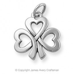 James Avery Silver Charm