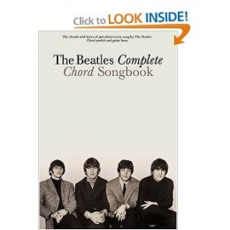 Beatles music books P.S You need to go to Amazon to look inside!