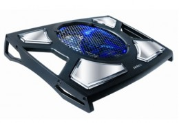 The Antec Notebook Cooler 200 is one of the most powerful laptop coolers available!