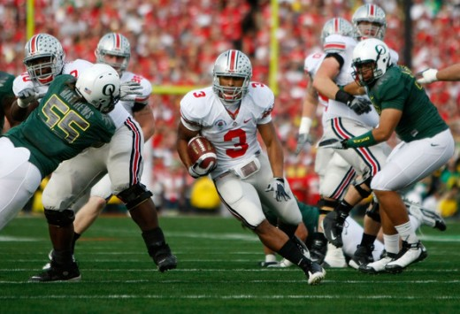 RB Brandon Saine  Ohio State