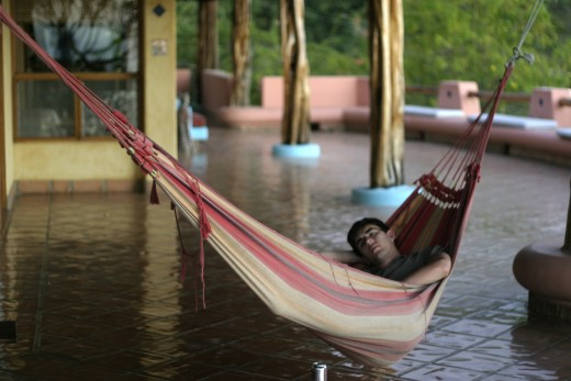 There's Nothing Like a Nap in a Comfy Hammock Image Credit: Wikipedia