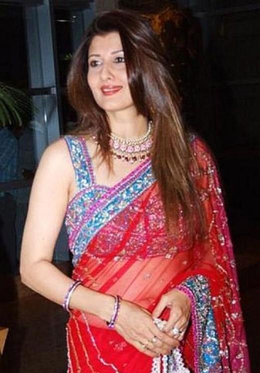 Sangeeta Bijlani (Miss India Universe 1980)