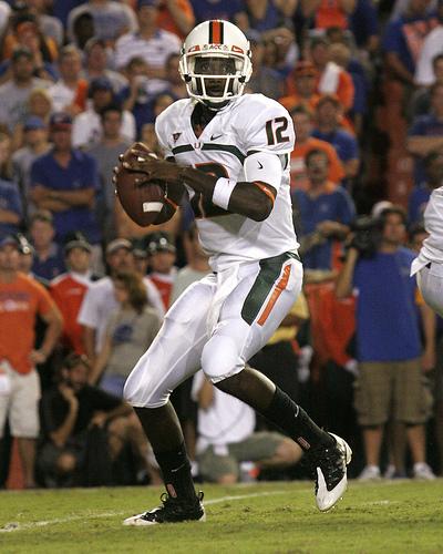 QB Jacory Harris   Miami(FL)