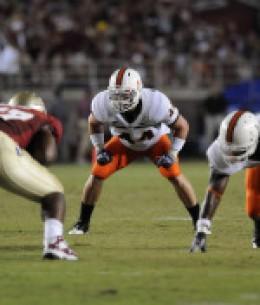 LB Colin McCarthy   Miami(FL)