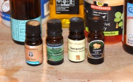 my favourite essential oils for the shaving oil